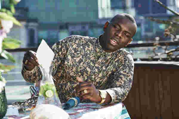 Kayode Ewumi Isn't Focused On Past Glories