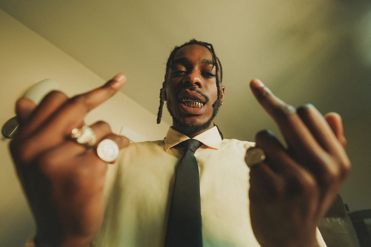 """Knucks Unveils 'Breaking Bad'-Inspired Visuals For Mellow """"Los Pollos Hermanos"""""""