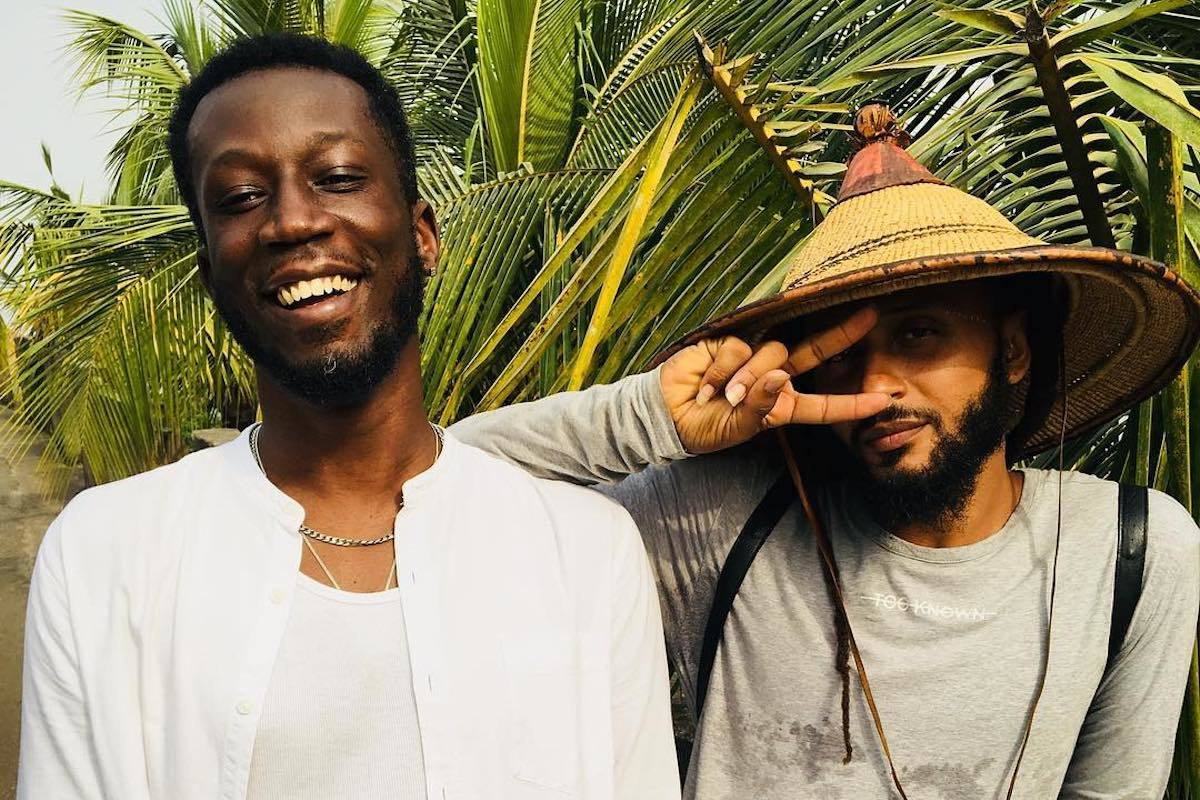 "Kobi Onyame And Wanlov The Kubolor Visit Ghana In Motivational Album Cut ""Still We Rise"""