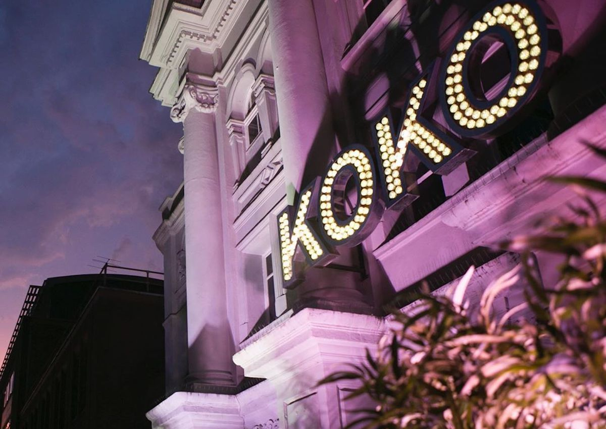 Camden's KOKO Venue Badly Damaged After Fire But Thankfully No Casualties Reported