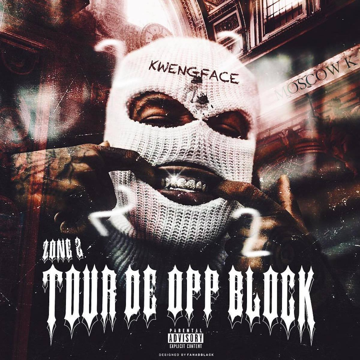 "Kwengface Keeps Zone 2's Buzz Going With ""Tour De Opp Block"""