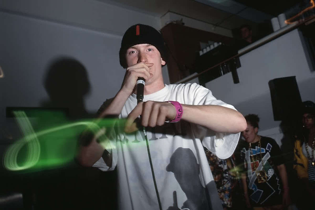 "HERITAGE: N Double A Rapper L Dot Man Drops A Quick Freestyle Over ""Still D.R.E"" (2006)"