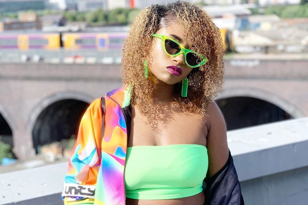 """Manchester MC And 'UK Rap Game' Grad Lady Ice Arrives With """"First"""""""