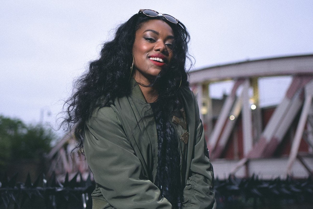 """Lady Leshurr Returns To Last Year's 'Astronaut' EP For """"Brenda"""" Visuals"""