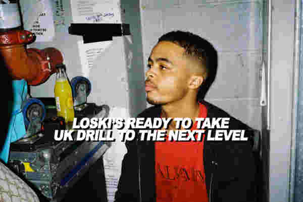 Loski's Ready To Take UK Drill To The Next Level