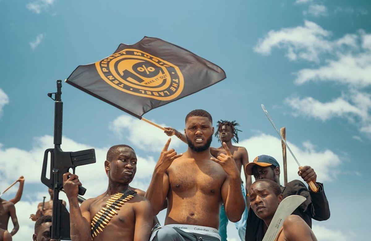 "M1llionz Flies Out To Nairobi For Blockbuster ""Lagga"" Visuals"