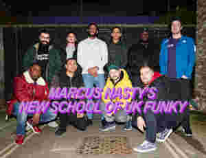Meet Marcus Nasty's New School Of UK Funky