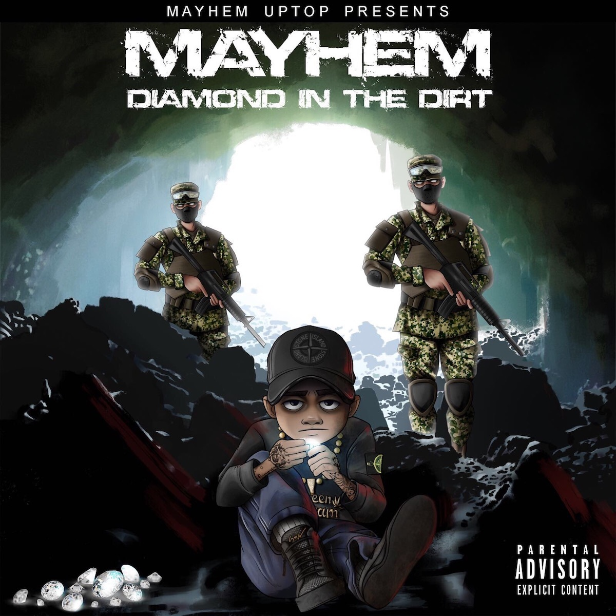 "Mayhem Gives Thanks To ""MK The Plug"" On New Anthem"