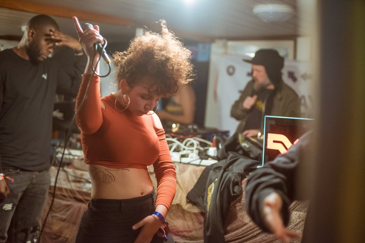 "Miss Red Arrives With The Bug To Deliver Jaw-Breaking ""Dagga"" From Upcoming 'K.O' Album"