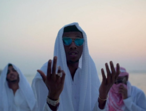 "MoStack Heads To Dubai To Live His Best Life In ""Shannon"" Visuals"