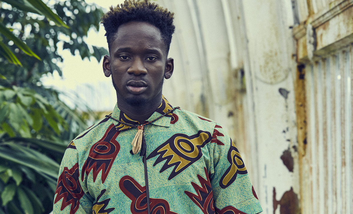 "Mr. Eazi And Giggs Import Some Afro Swagger To The Streets Of ""London Town"""