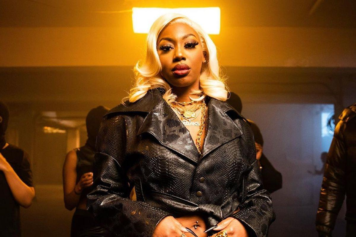 """Ms Banks And K-Trap Come For The Loot On Cadenza-Produced """"Pull Up"""""""