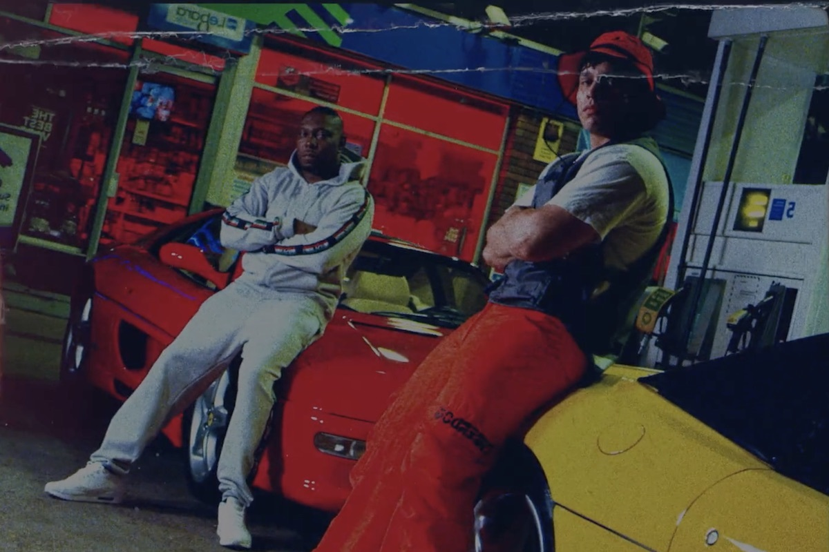 """Ocean Wisdom And Dizzee Rascal Reunite To Work, Rest And Invest On """"Blessed"""""""