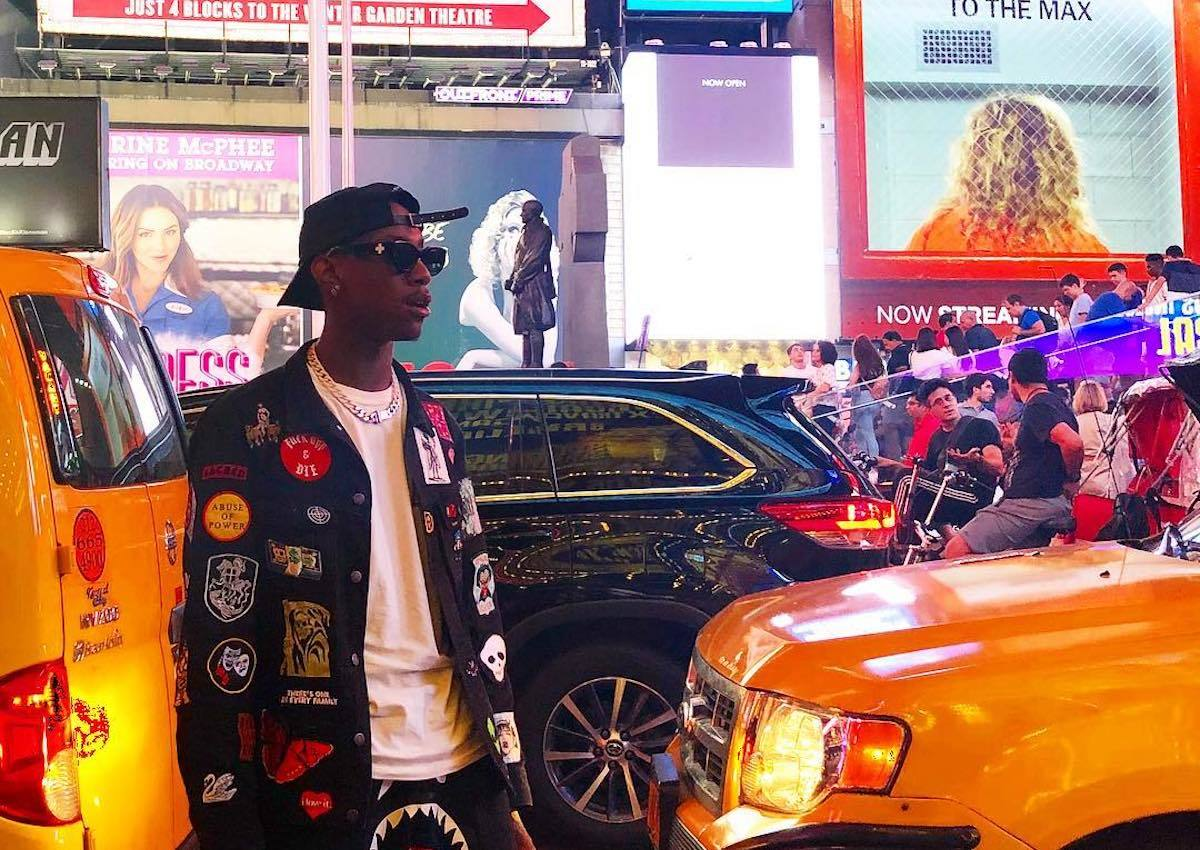 Octavian's Hotly-Anticipated 'Spaceman' Mixtape Has Arrived