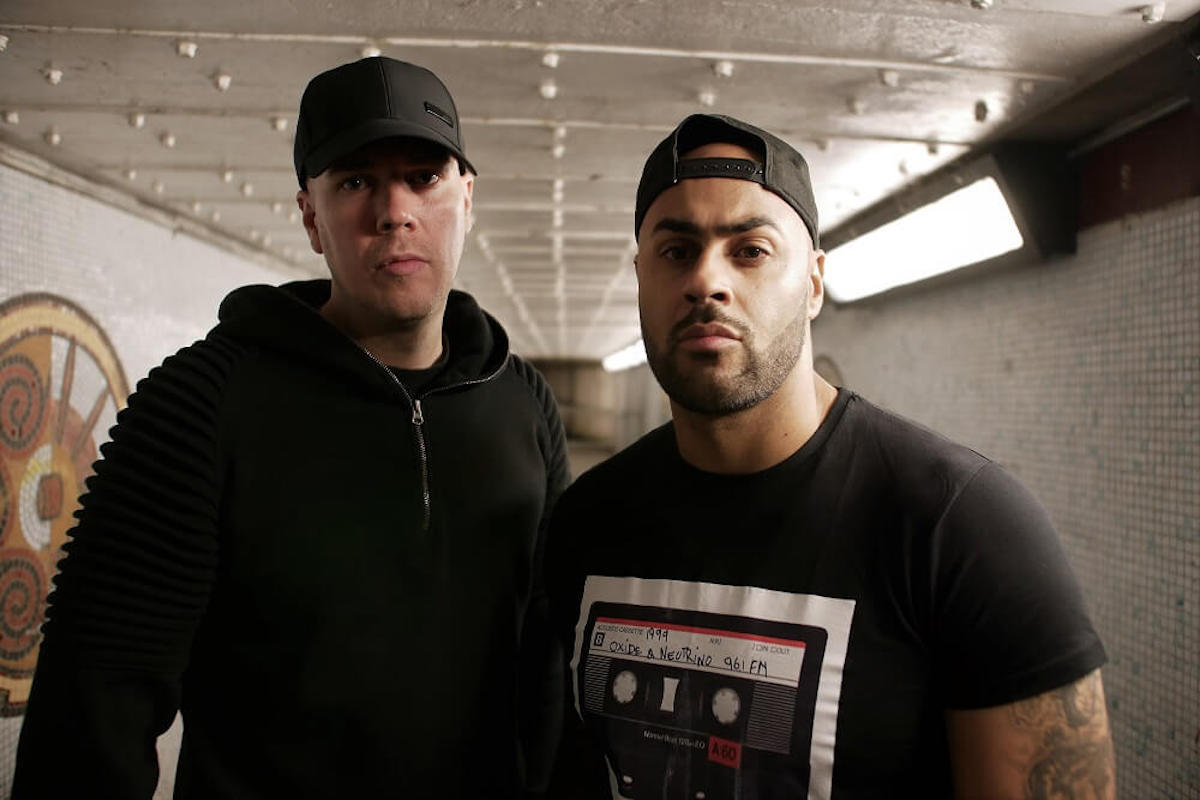 """Oxide & Neutrino Bring The Classic Sounds Of UKG To A New Generation With """"Dilemma 2.0"""""""