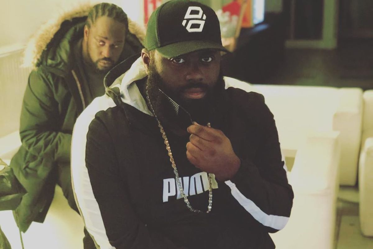 """P Money Gives Us The Best Of Both Grime Worlds On The Defiant """"Shook"""""""