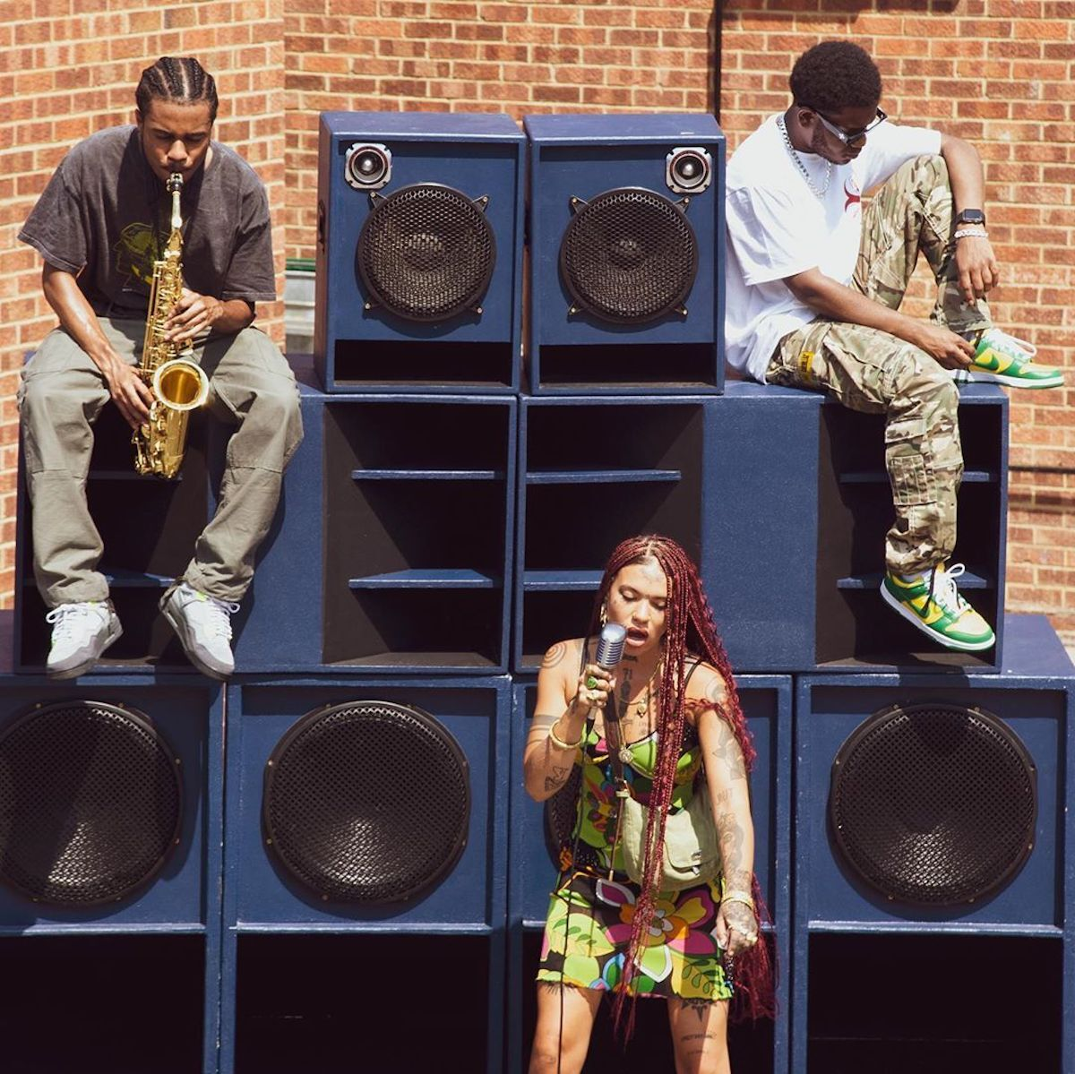 """p-rallel And Greentea Peng Blend Jazz And Reggae Influences On """"Soulboy"""""""