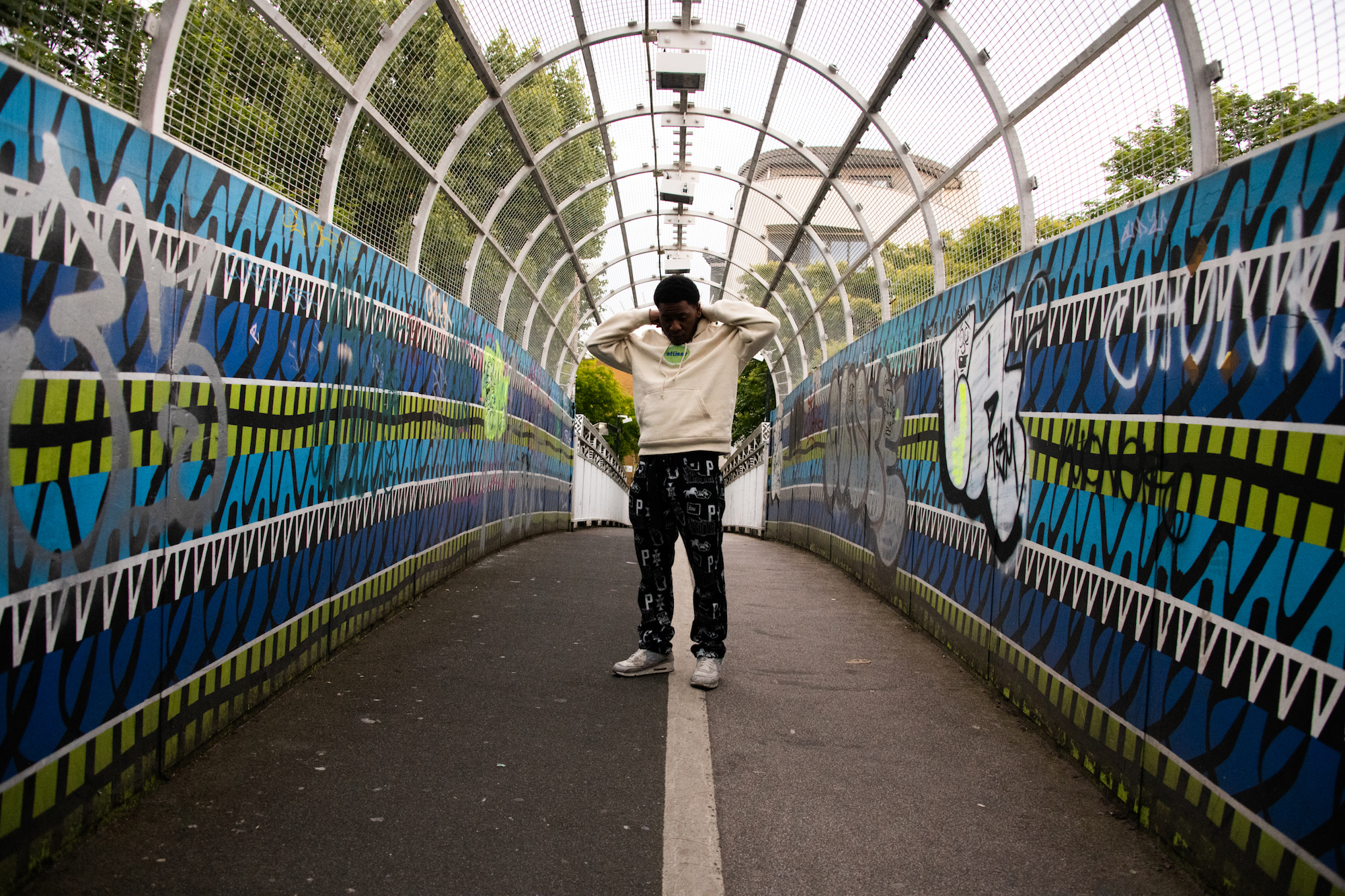 "p-rallel And Venna Take Us On A Tour Of West London With ""WestBorn"""