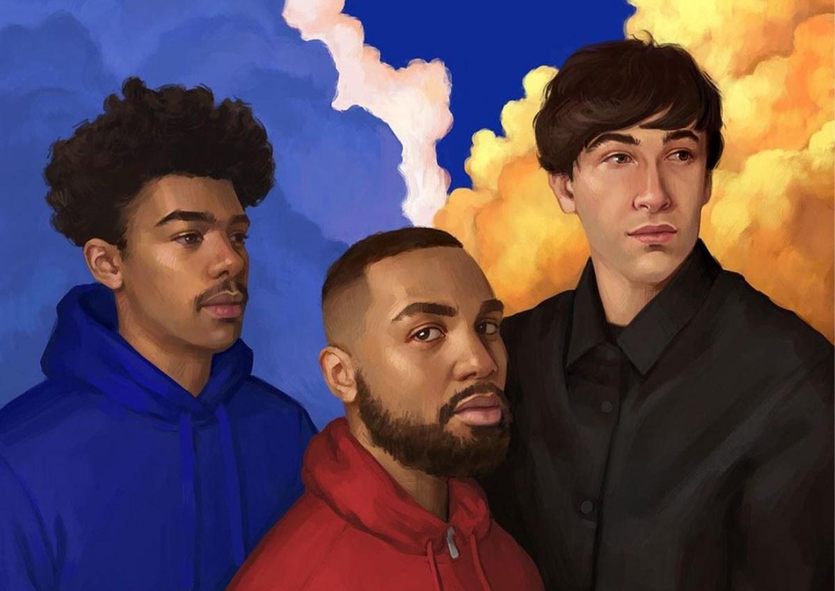 "SBK, Ten Dixon And Danio Uncover Booming EP Primer ""Money Affe Mek"""