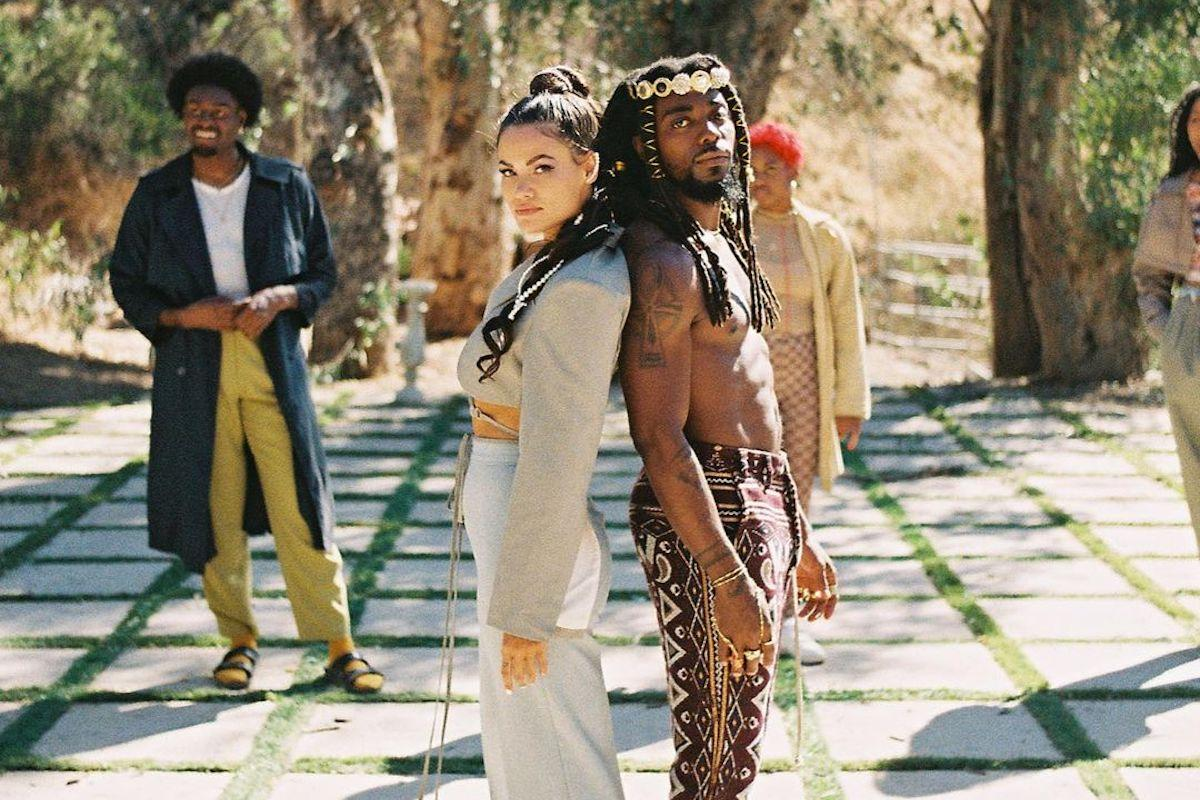 "Sinéad Harnett Returns With Visuals For Blissful EARTHGANG Collab ""Take Me Away"""