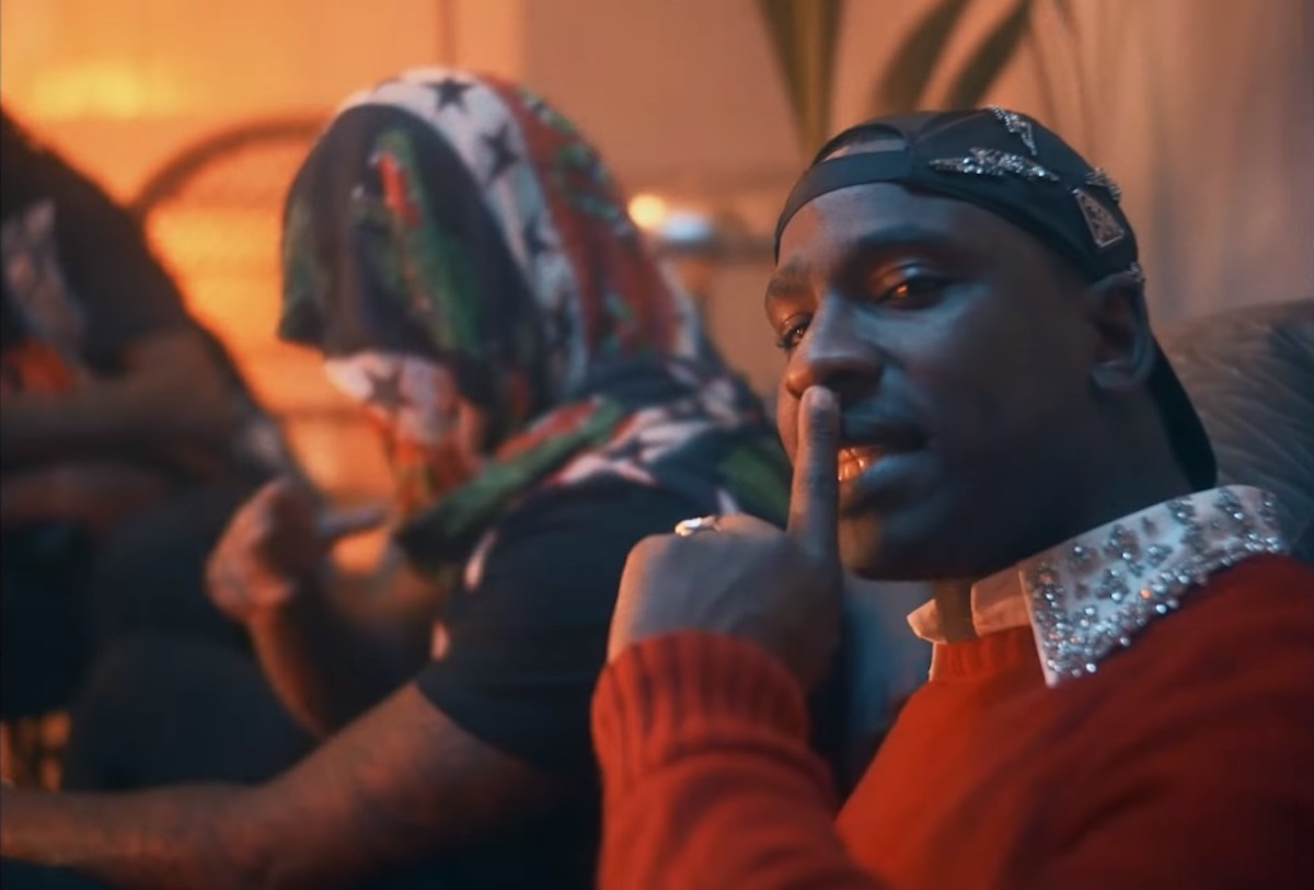 "Skepta Goes Garage In ""Love Me Not"" Visuals Featuring Cheb Rabi And B Live"