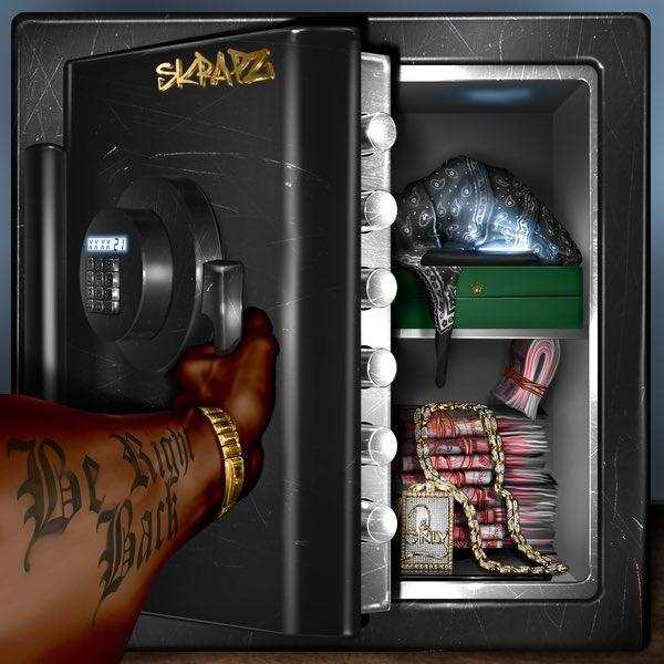 Skrapz Continues To Dominate With Captivating 'Be Right Back' Mixtape