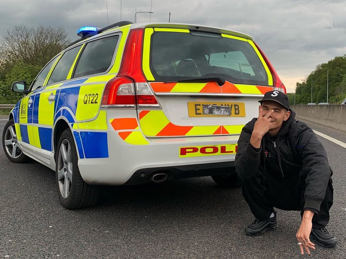 """Slowthai And Skepta Capture Britain's Descent Into Madness In Cinematic """"Inglorious"""" Video"""