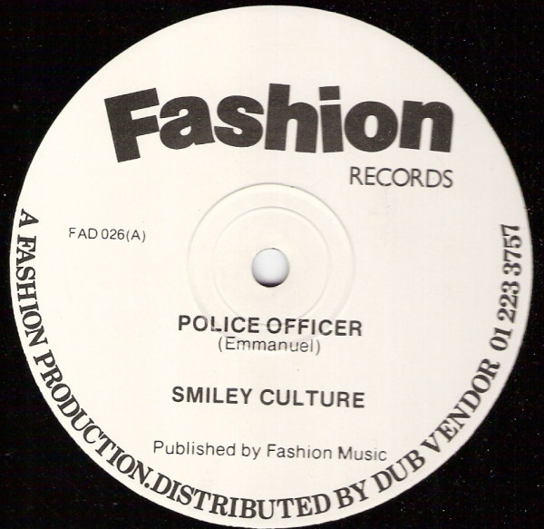 HERITAGE: Chris Lane's Fashion Records Featuring Smiley Culture, Maxi Priest And More (1984)