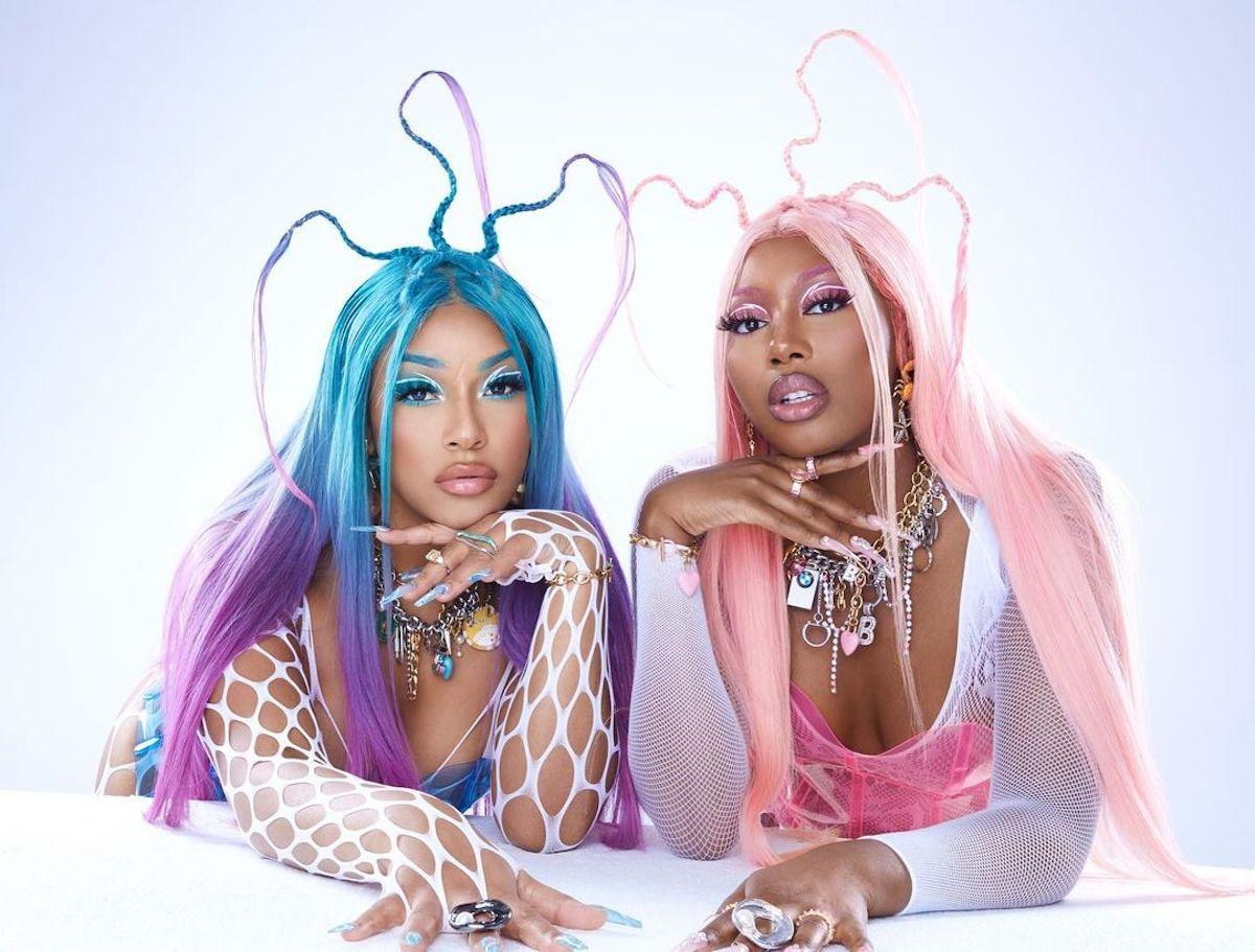 """Stefflon Don And Ms Banks Link Up For Scorching New Track """"Dip"""""""