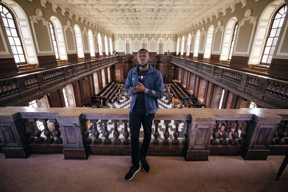 Stormzy Has Launched A Cambridge University Scholarship For Young, Black Britons