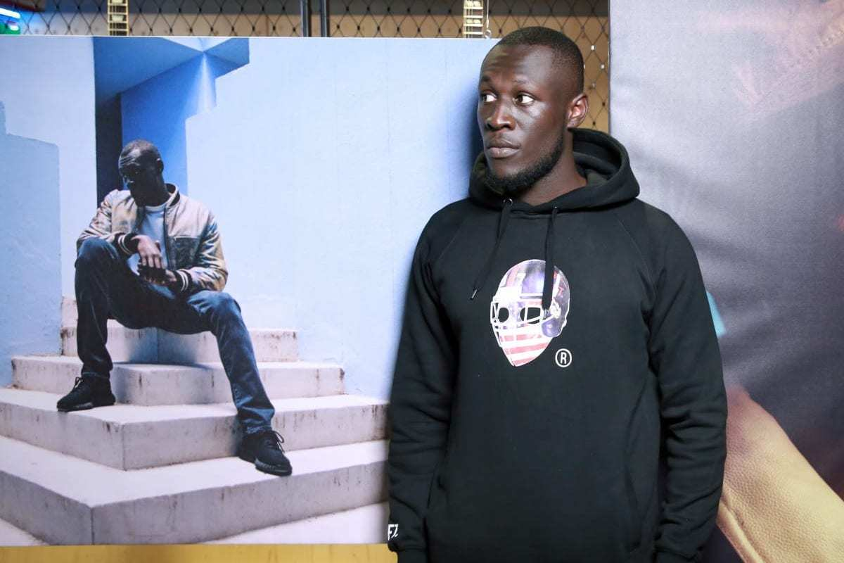 "HERITAGE: Stormzy Foresees His Domination In The Game With ""The Beginning Of The End"" (2012)"