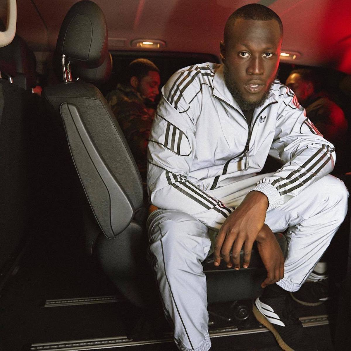 Stormzy Reveals Adidas Originals Collection That Nods To The Brand's Late '90s Era