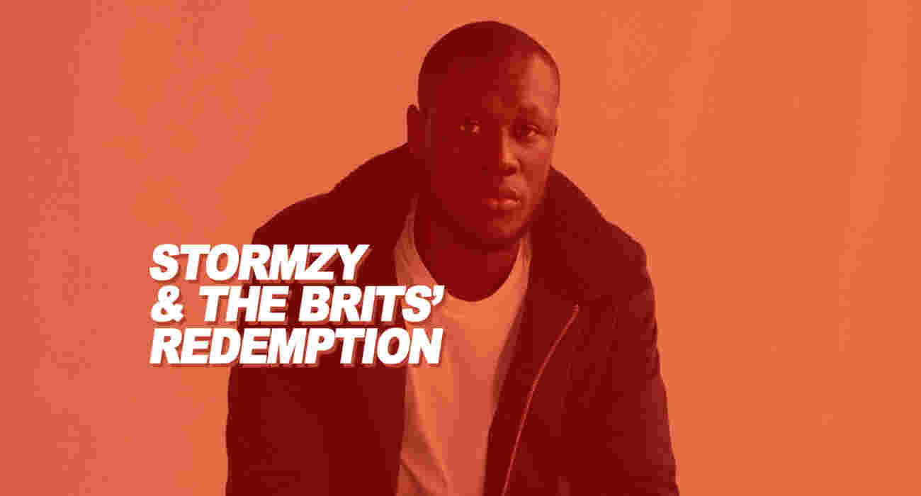 Stormzy Puts The Brit Awards On The Road To Redemption