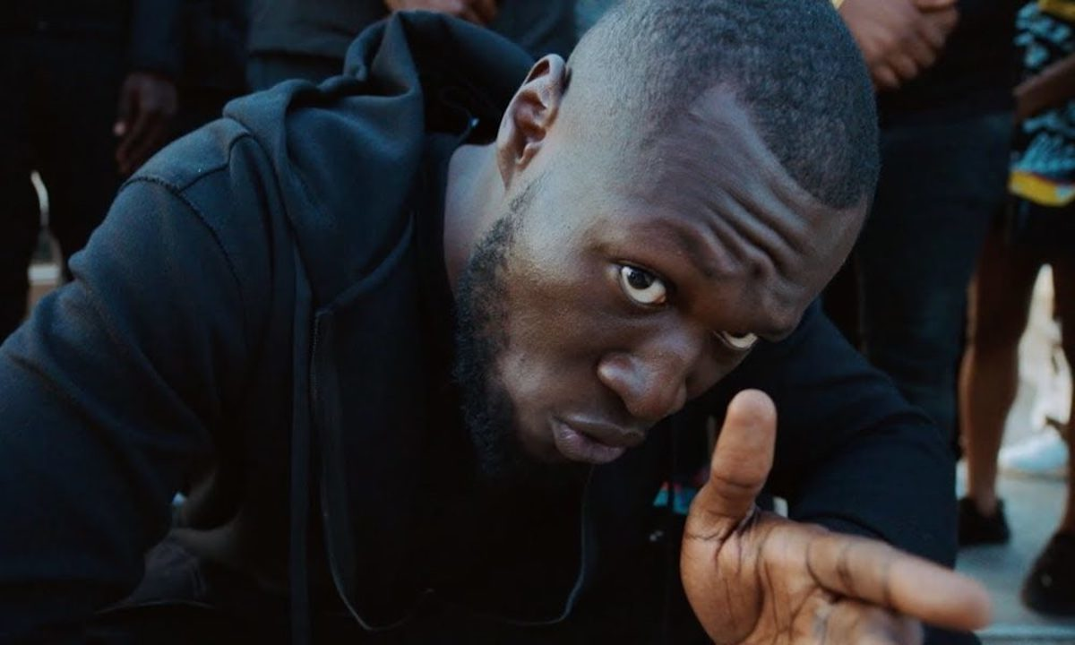 "Stormzy Reminds Us Of His Talents With Mind-Blowing Visual For ""Sounds Of The Skeng"""
