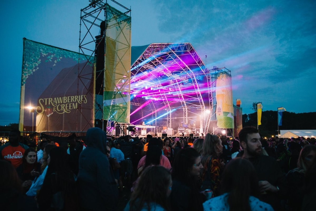 Strawberries & Creem Festival Confirms Pa Salieu, Bugzy Malone And More For New September Dates