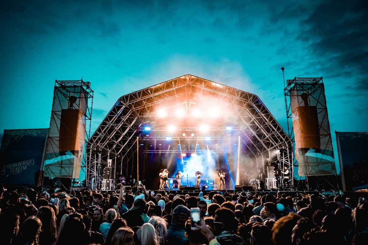 Girls I Rate Launches 50:50 Gender Equality Pledge For Festival Line-Ups