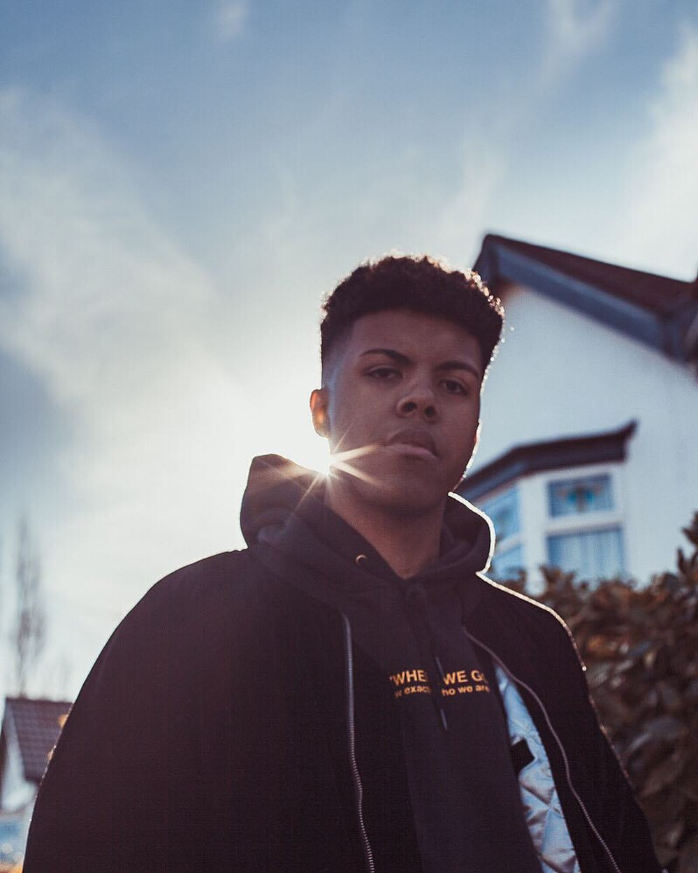 Liverpool's Sub Blue Presents His Debut R&B EP 'Suburban View'