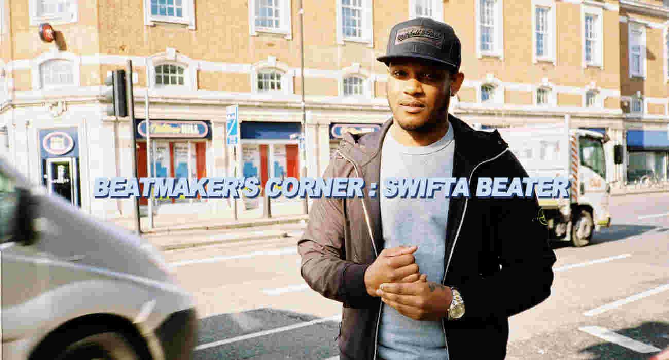 Beatmaker's Corner: Swifta Beater