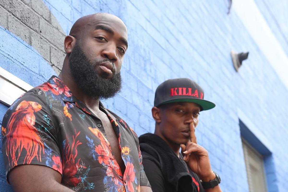"Silencer And Killa P Arrive With A Bang On Speaker-Bursting ""Silent Ones"""