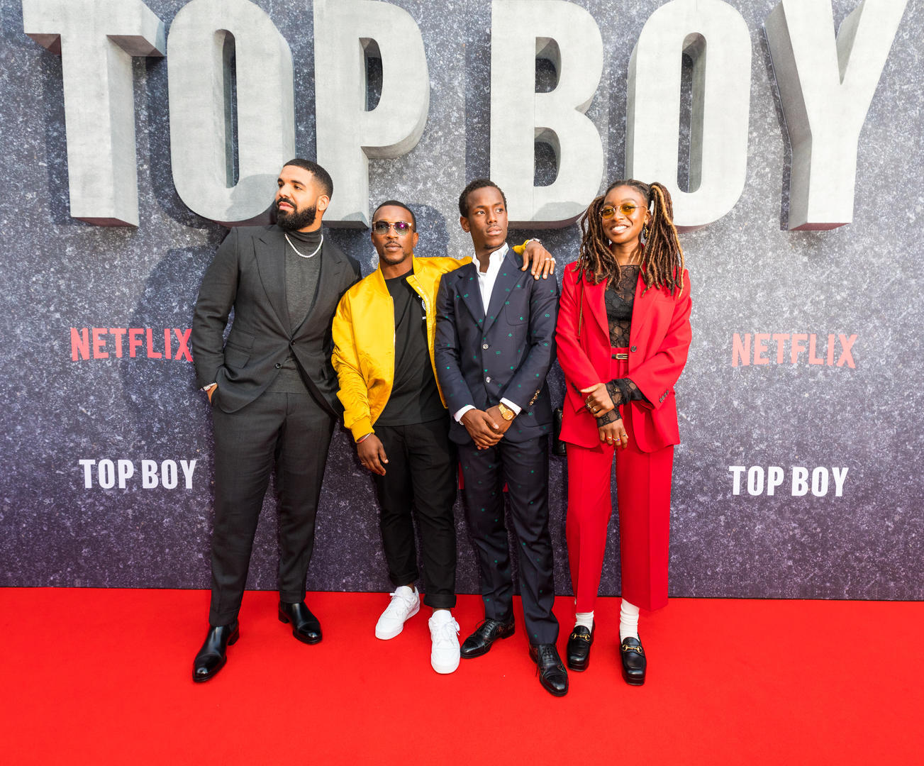 Netflix Announce Brand New Season Of 'Top Boy' Will Begin Filming This Spring