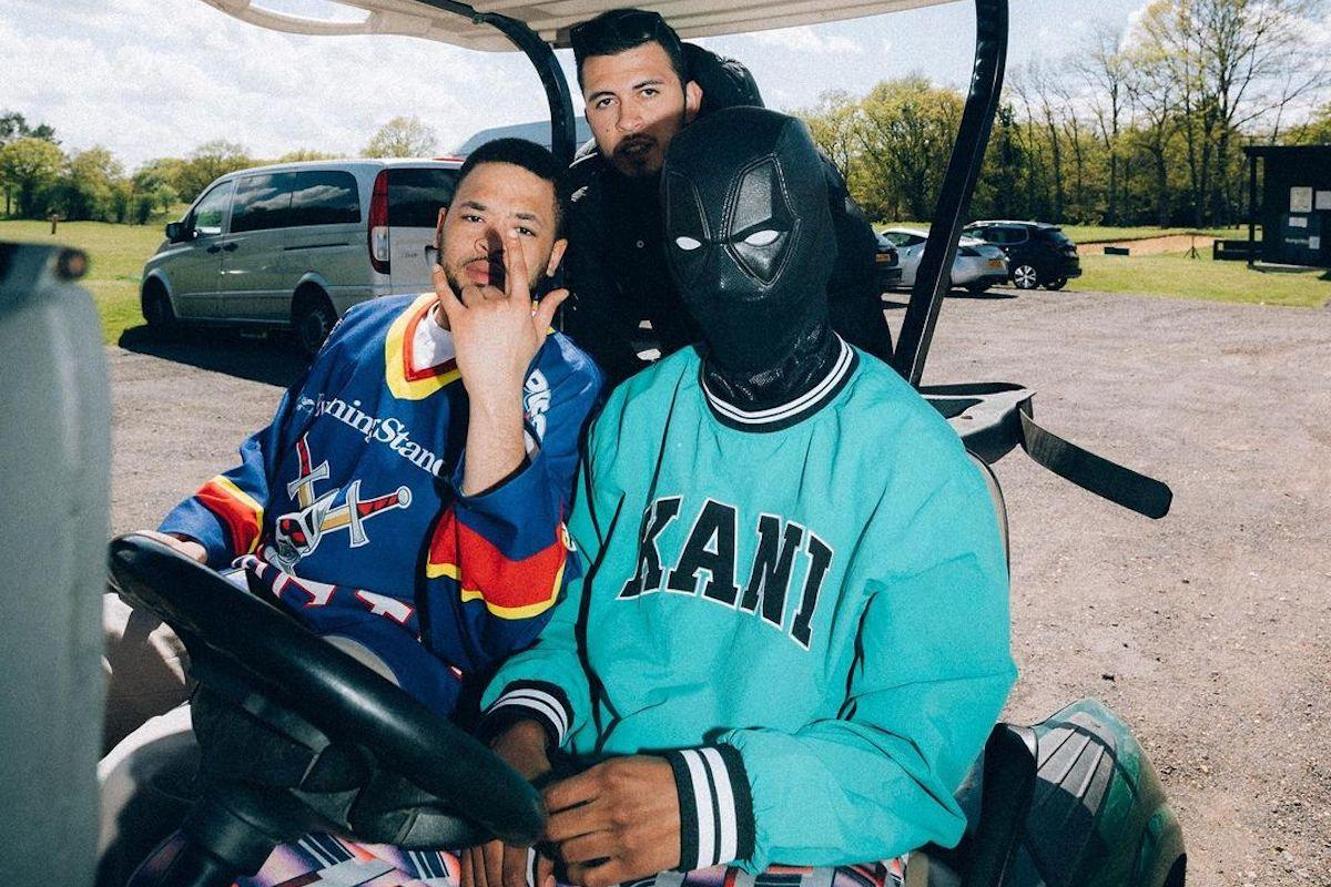 """V9 And Billy Billions Channel Kenan & Kel And 'Happy Gilmore' For """"Hole In One"""" Video"""