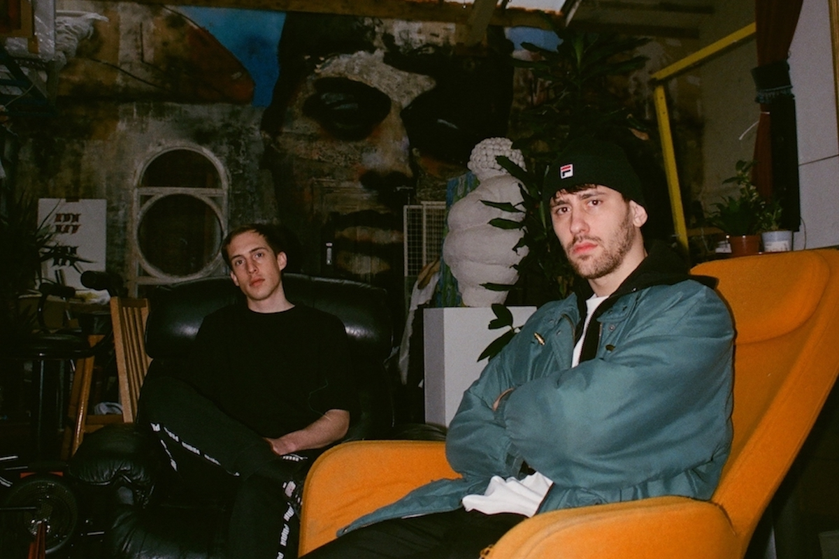 "Nervous Horizon Bosses TSVI And Wallwork Team Up For Grizzled Banger ""Jaguar"""