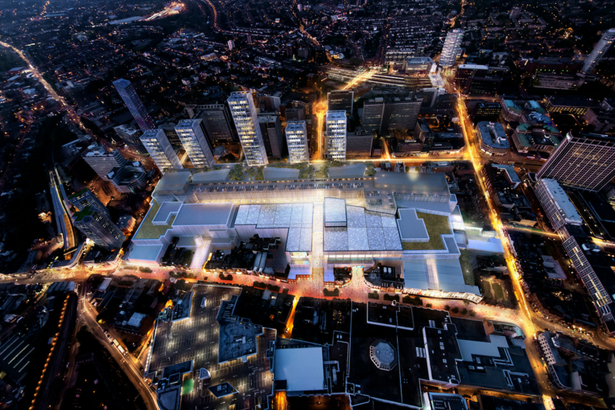 Croydon Is Getting Its Own Westfield For A Cool £1.4Billion