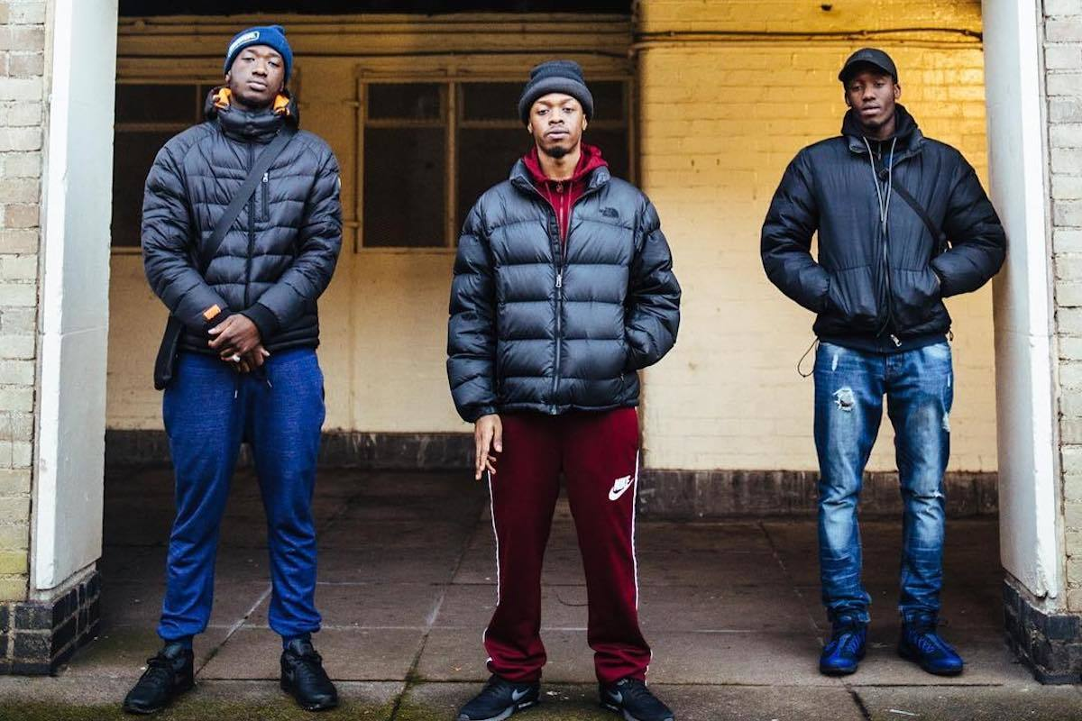 """YGG Respond To Yizzy's """"Prince Of Grime"""" Freestyle With """"Fathers"""""""
